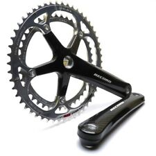 NOS Campagnolo Record Carbon Double 10 Speed Crankset 170mm - 52-42t