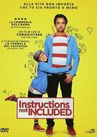 Instructions not included, DVD nuovo sigillato, bollino noleggio
