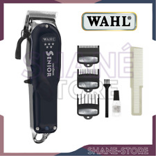 WAHL SENIOR CORDLESS TAGLIACAPELLI HAIR CLIPPER TOSATRICE PROFESSIONALE + KIT