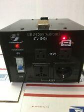 Goldsource STU 1000 N Watt Step Up Down 110V 220V Voltage Converter Transformer