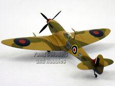 Supermarine Spitfire Mk. IX RAF Desert Camo 1/72 Diecast Metal by Witty Wings