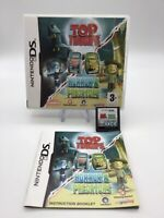 Top Trumps: Horror and Predators | Nintendo DS | Complete | EUR
