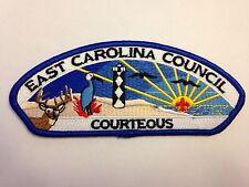 "BSA East Carolina Council - 2007 ""Courteous"" FOS CSP"