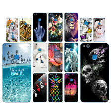 Clear Case For Huawei P10 Lite Soft TPU Protective Silicone Back Cover Views