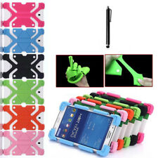 """Universal 7"""" - 12"""" Tablet Kids Safe Shockproof Flexible Silicone Case Cover Gift"""