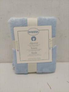 Pottery Barn Baby: Boppy Classic Slipcover Light Blue Zipper -- NWT --