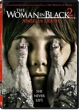 THE WOMAN IN BLACK 2: ANGEL OF DEATH DVD - SINGLE DISC EDITION - NEW UNOPENED