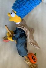 The Simpsons Halloween Plush Marge Simpson With Tags Speechless