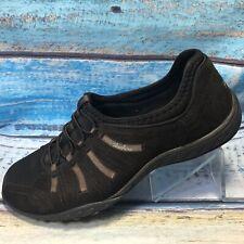 Skechers Chocolate Brown Sport Big Bucks Fashion Sneaker 22478 Women's 9.5