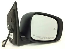 09-16 Grand Caravan power heated blindspot right passenger Side View Mirror OEM