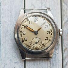 Vintage Military Enicar A.T.P Men's Watch