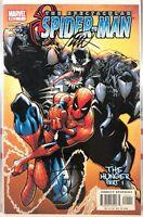 🔥 SIGNED! SPECTACULAR SPIDER-MAN #1 HUMBERTO RAMOS + PAUL JENKINS Marvel Comics