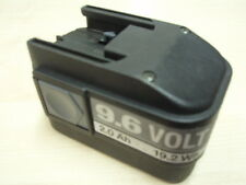 GENUINE NEW EX-DISPLAY AEG 9.6V 2.0Ah Ni-Cd BATTERY BXS9,6