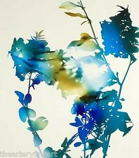 JAMES WELLING 'Flowers #10B', 2006 SIGNED Photograph Limited Edition #19/40