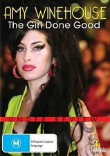 Amy Winehouse - The Girl Done Good (DVD, 2009)