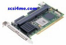 LSI MegaRAID 320-2x PCI-X Ultra320 SCSI RAID Controller Card