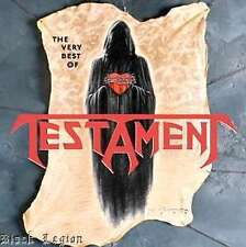 TESTAMENT The Very Best Of CD BRAND NEW