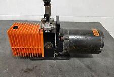 Alcatel M1012a Vacuum Pump 34 Hp Franklin Electric 2402sre46pr6