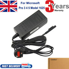 For Microsoft Surface Pro 3/4 Adapter Charger Power Supply 1625 MS19 + UK PLUG