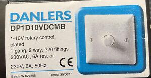 Danlers DP1D10VDCMB 1 Gang 2 Way Dimmer