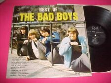 "THE BAD BOYS""BEST OF""RARO BEAT ITALO-INGLESE, UNICO ALBUM,1966 STYLE LP"