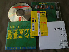 IMPELLITTERI / stand in line /JAPAN LTD CD OBI