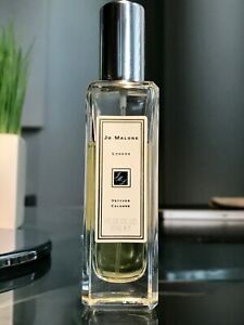 Vintage JO MALONE Vetyver Cologne Spray 1oz 30 ml