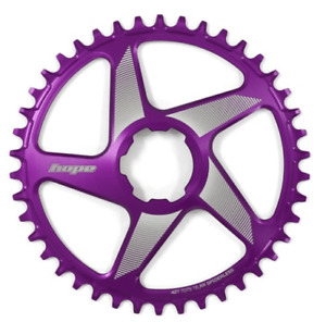 Hope Tech Direct Mount Spiderless RX Chainring Chain Ring Retainer