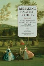 Studies in Early Modern Cultural, Political and Social History: Remaking...