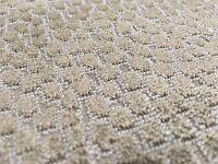 Kirkby Design Cut Velvet Dots Upholstery Fabric- Flare Dune 1.80 yd K5117/01