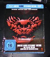 God Perdona Limitata steelbook Edizione blu ray + Doppio DVD Nuovo & Originale