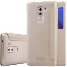 Nillkin Smartcover Gold für Huawei Honor 6X Tasche Hülle Case Etui Schutz Neu