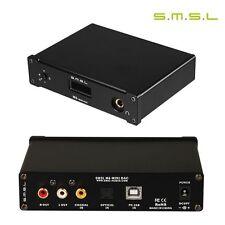 SMSL M6 HIFI Audio Decoder 32Bit/384KHz USB asynchronous DAC Amplifier BL