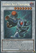 YuGiOh Genex Ally Triforce - HA04-EN057 - Secret Rare - 1st Edition Near Mint