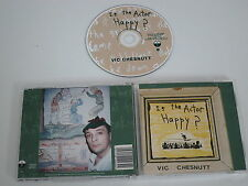 VIC CHESNUTT/ES THE ACTOR HAPPY?(TXH0232) CD ÁLBUM