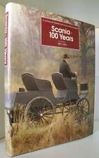 SCANIA 100 YEARS 1891-1991 industrial and automotive progress LIBRO AUTOMOBILI