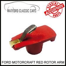 Rojo Brazo Rotor Para Reliant Scimitar V6 Essex con MOTORCRAFT Distribuidor