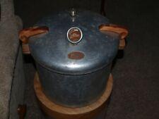 VINTAGE PRESTO 21 QUART  PRESSURE COOKER - CANNER, NO. 21
