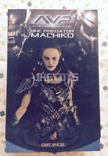 Hot Toys 1/6 Alien vs Predator AVP SHE Predator Machiko MMS74 MMS074 Japan