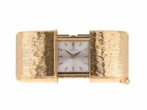 18KT Yellow Gold Movado Purse Watch
