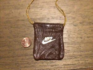 Vintage Nike Token Pin Bag 1984 Promo