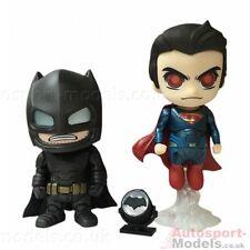 Batman v  Superman ~ Cosbaby Figure Set by Hot Toys ~ B197-8