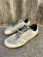Reebok Nano 4.0 Crossfit Training Weight Power Lifting Shoes Mens Size 12