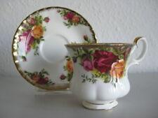 Royal Albert ♥ Old Country Roses ♥ Espressotasse & Untertasse ♥ Mokkatasse