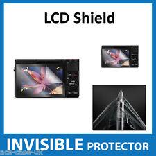 Canon G7X Cámara INVISIBLE Lcd Protector de pantalla