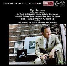 JOE FARNSWORTH QUARTET-MY HEROES - TRIBUTE TO THE LEGENDS-JAPAN SACD J76