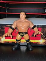 WWE MATTEL RETRO SERIES 2 THE ROCK WRESTLING ACTION FIGURE HASBRO WWF