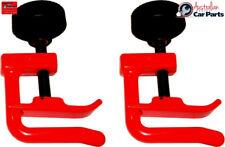 27mm Capacity Screw-Type Brake Hose Clamp Set T&E Tools 2041