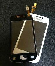 For Samsung Galaxy S6500 Mini 2 Digitizer Touch Screen Lens For Glass Pad White