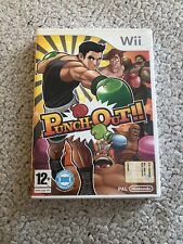 PUNCH-OUT!! NINTENDO WII COMPLETO ITALIANO